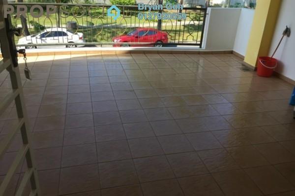 For Sale Terrace at Sri Saujana, Kota Tinggi Freehold Semi Furnished 4R/3B 558k