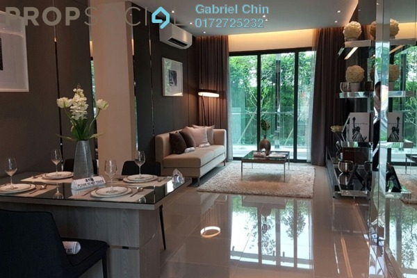 For Sale Serviced Residence at United Point Residence, Segambut Freehold Unfurnished 2R/2B 470k