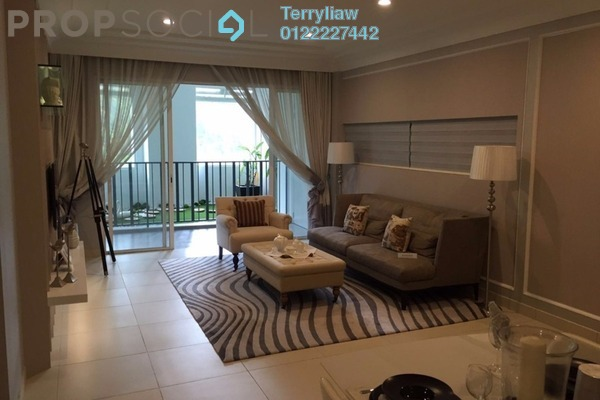 For Sale Condominium at The Andes, Bukit Jalil Freehold Unfurnished 3R/2B 552k