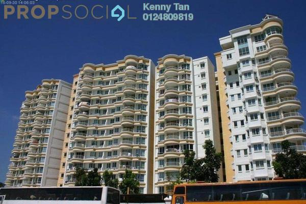 For Rent Condominium at Gold Coast, Bayan Indah Leasehold Fully Furnished 3R/2B 1.5k