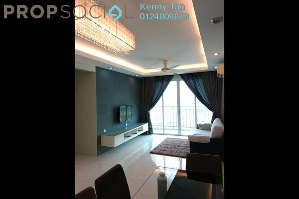 For Rent Condominium at The Spring, Jelutong Leasehold Fully Furnished 3R/2B 1.8k