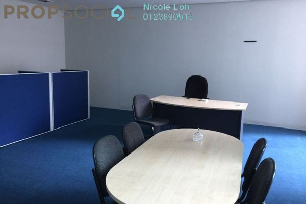 For Rent Office at Soho Suites, KLCC Freehold Fully Furnished 0R/0B 2.5k