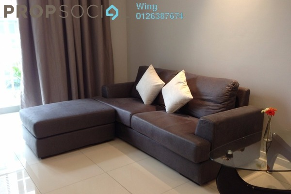 For Rent Condominium at M City, Ampang Hilir Freehold Semi Furnished 3R/2B 1.7k