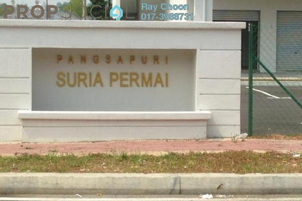 For Sale Apartment at Suria Permai, Bandar Putra Permai Leasehold  3R/2B 268k