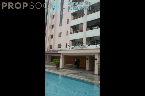 For Rent Apartment at Riviera 3 Apartment, Pandan Indah Freehold Semi Furnished 3R/2B 1.8k