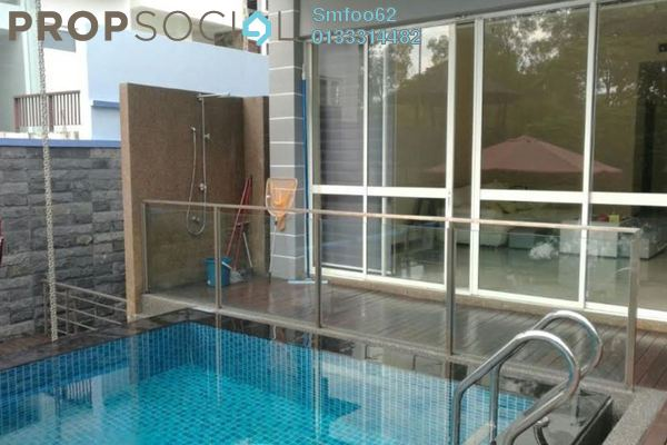 For Sale Bungalow at Pusat Bandar Damansara, Damansara Heights Freehold Semi Furnished 6R/6B 7.8m