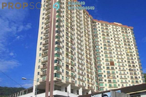 For Rent Condominium at Vista Gambier, Bukit Gambier Freehold Fully Furnished 3R/2B 2.2k
