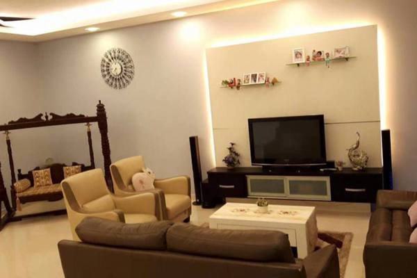 For Sale Superlink at Taman Meranti Jaya, Puchong Freehold Semi Furnished 5R/5B 1.28m