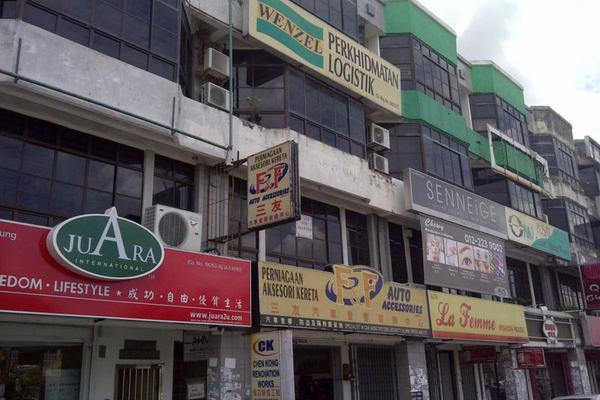 For Rent Shop at Taman Bayu Perdana, Klang Freehold Unfurnished 0R/0B 2.5k