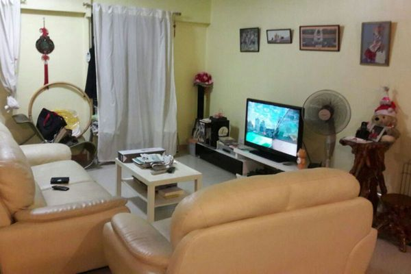 For Sale Condominium at Dynasty Garden, Kuchai Lama Leasehold Semi Furnished 3R/2B 685k