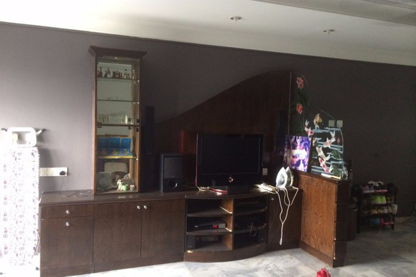 For Sale Condominium at Endah Villa, Sri Petaling Leasehold Unfurnished 3R/2B 405k
