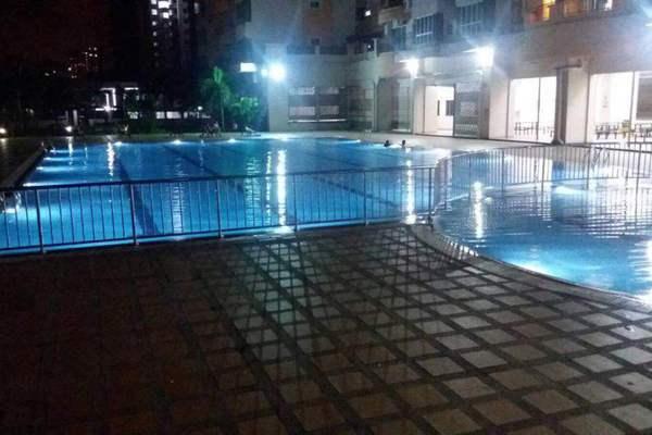 For Rent Condominium at Dynasty Garden, Kuchai Lama Leasehold Semi Furnished 3R/2B 1.6k