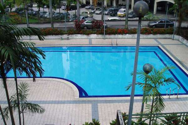 For Rent Condominium at Winner Court B, Desa Petaling Leasehold Fully Furnished 3R/2B 1.5k