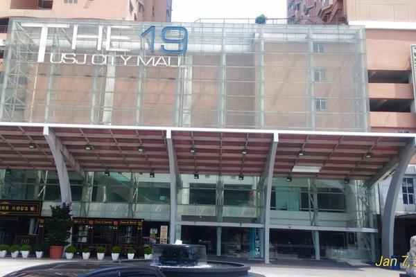 For Rent Condominium at Rhythm Avenue, UEP Subang Jaya Freehold Semi Furnished 2R/2B 1.45k