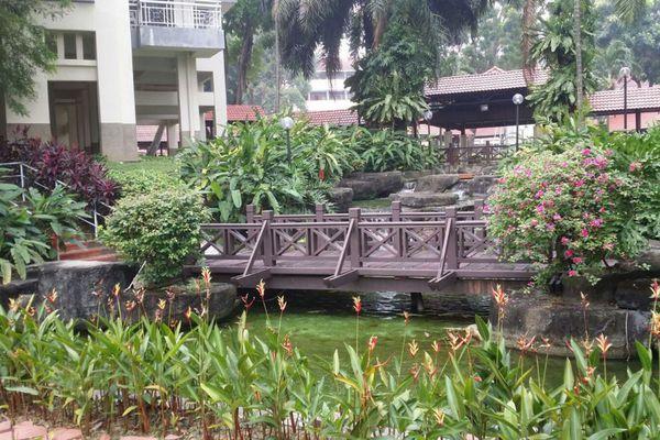 For Rent Condominium at Danau Permai, Taman Desa Leasehold Fully Furnished 2R/2B 2.3k