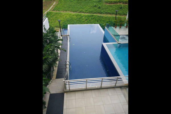 For Sale Condominium at Villa Orkid, Segambut Freehold Semi Furnished 3R/4B 720k