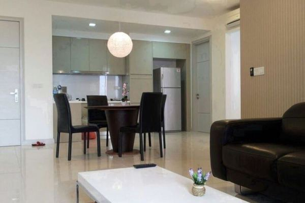 For Rent Condominium at The Westside One, Desa ParkCity Freehold Fully Furnished 1R/1B 2.8k