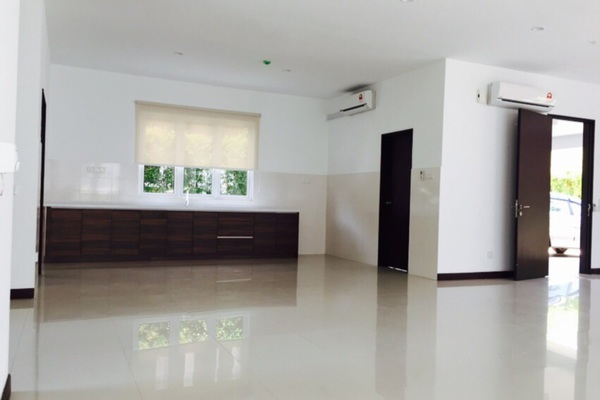 For Rent Bungalow at Setia Eco Park, Setia Alam Freehold Semi Furnished 5R/6B 6k