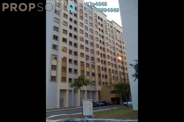 For Rent Apartment at Palm Court, Seri Tanjung Pinang Freehold Semi Furnished 3R/2B 800translationmissing:en.pricing.unit