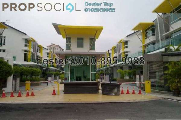 For Sale Semi-Detached at Laman Damaisari, Segambut Freehold Semi Furnished 5R/6B 3.2m