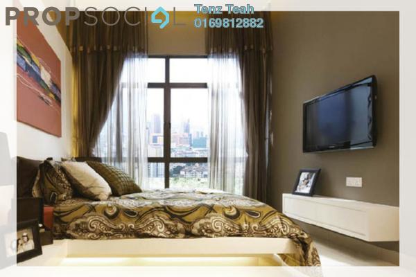 For Rent Condominium at Vila Vista, Cheras Leasehold Semi Furnished 4R/4B 2.4k