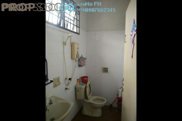 For Sale Terrace at Taman Daya, Tebrau Freehold Semi Furnished 4R/3B 428k