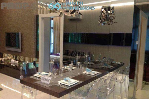 For Sale Apartment at Parc Regency, Johor Bahru Freehold Semi Furnished 2R/2B 380k
