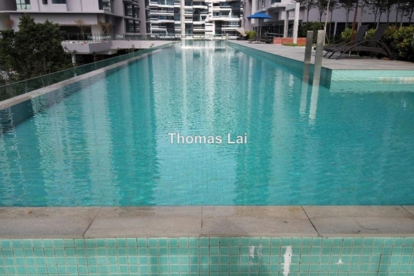 For Sale Serviced Residence at Verde, Ara Damansara Leasehold Unfurnished 2R/2B 870k