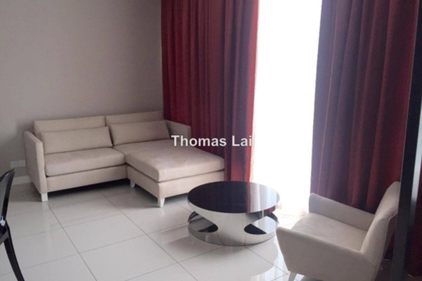 For Sale Condominium at Uptown Residences, Damansara Utama Leasehold Fully Furnished 1R/2B 1.05m