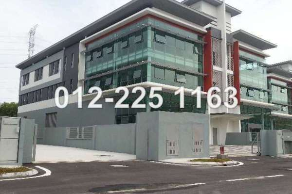 For Sale Factory at Section 15, Shah Alam Leasehold Unfurnished 0R/6B 4.8m