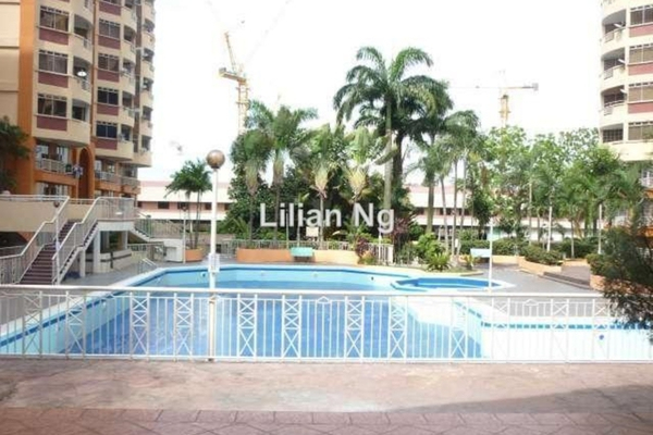 For Sale Condominium at Desa Gembira, Kuchai Lama Leasehold Semi Furnished 3R/2B 438k