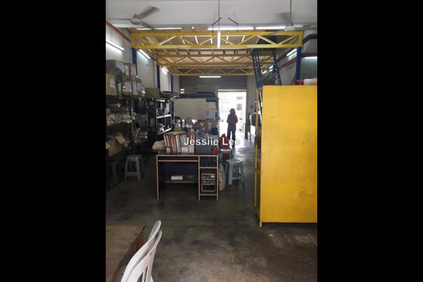 For Sale Factory at Bukit Jalil Light Integrated Business Park, Bukit Jalil Freehold Unfurnished 0R/0B 900k