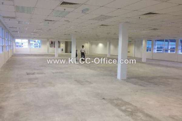 For Rent Office at Quill 3, Cyberjaya Leasehold Unfurnished 0R/0B 43.3k