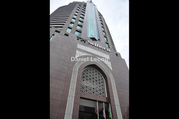 For Rent Office at Menara TH Selborn, KLCC Leasehold Unfurnished 0R/0B 7.86k