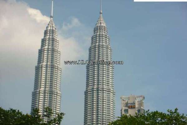For Rent Office at Petronas Twin Towers, KLCC Leasehold Unfurnished 0R/0B 144k