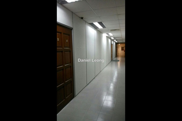 For Rent Office at Wisma Chinese Chamber, Ampang Hilir Leasehold Unfurnished 0R/0B 15.1k
