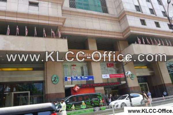 For Rent Office at Rohas Perkasa, KLCC Leasehold Unfurnished 0R/0B 67.5k