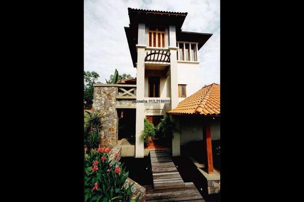 For Sale Bungalow at Taman Bukit Damansara, Damansara Heights Freehold Semi Furnished 5R/6B 8.5m
