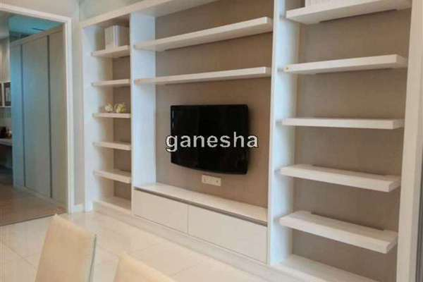 For Sale Serviced Residence at Camellia, Bangsar South Leasehold Semi Furnished 1R/1B 570k