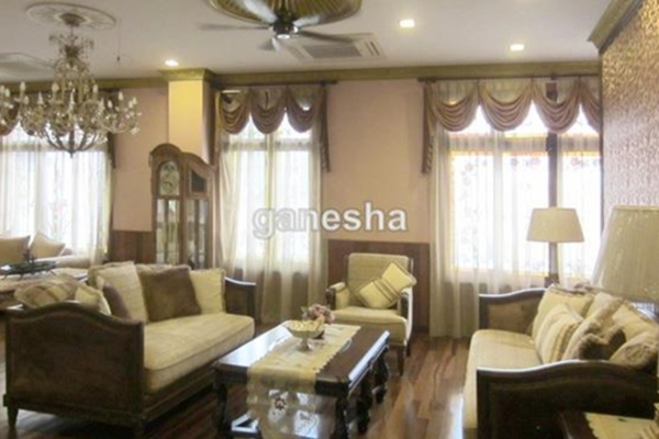 For Sale Bungalow at TTDI Hills, TTDI Freehold Semi Furnished 6R/6B 9.8m