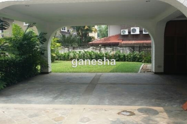 For Rent Bungalow at Taman Zooview, Ukay Freehold Semi Furnished 6R/5B 13.5k