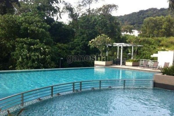For Rent Condominium at Mas Kiara Residences, TTDI Leasehold Fully Furnished 3R/2B 3.4k