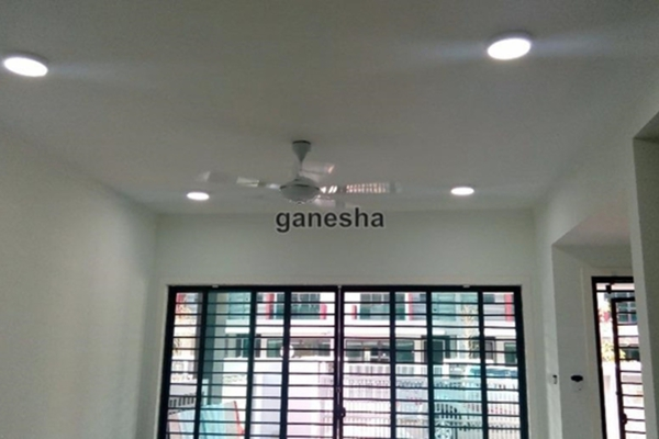 For Rent Terrace at Nahara, Bandar Bukit Raja  Semi Furnished 4R/3B 1.8k