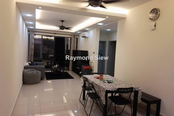 For Rent Condominium at One Damansara, Damansara Damai Leasehold Semi Furnished 3R/2B 500.0translationmissing:chinese.pricing.unit