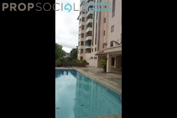 For Sale Apartment at Riviera 3 Apartment, Pandan Indah Leasehold Semi Furnished 3R/2B 550k