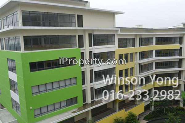 For Rent Shop at Setia Walk, Pusat Bandar Puchong Freehold Unfurnished 0R/0B 4k