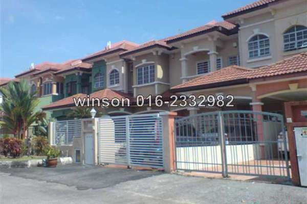 For Rent Terrace at Puteri 12, Bandar Puteri Puchong Freehold Unfurnished 4R/3B 1.8k