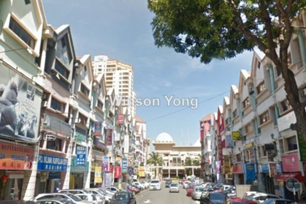 For Rent Shop at PJS 11, Bandar Sunway Freehold Unfurnished 0R/0B 25k