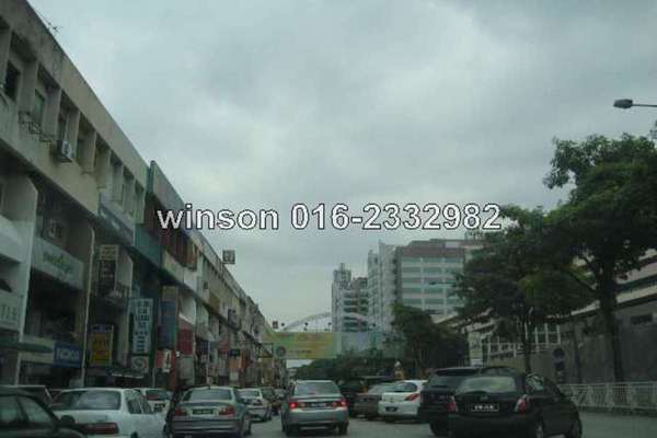 For Rent Shop at Damansara Uptown, Damansara Utama Freehold Unfurnished 0R/0B 9k