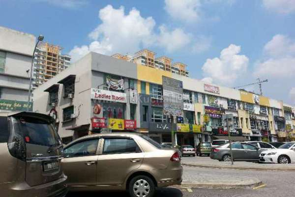 For Rent Shop at Taman Kuchai Jaya, Kuchai Lama Leasehold Semi Furnished 0R/0B 13.5k